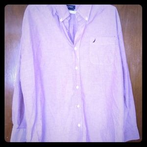 🌟NAUTICA BUTTON DOWN LONG SLEEVE